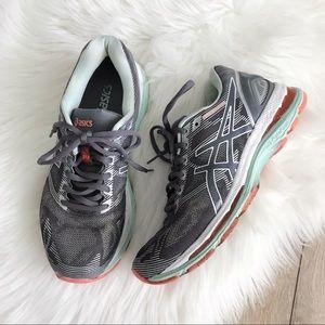 ASICS 8.5 Women's Gel Nimbus 19 Running Shoes!